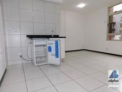 SGCV LOTE 11 Setor Industrial Guará   Kitnet com 1 dormitório para alugar, 27 m² por R$ 800/mês - Park Sul - Guará/DF
