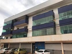 Rua 4C Chácara 14 Samambaia Samambaia   Apartamento com 2 dormitórios para alugar, 60 m² por R$ 950 - Setor Habitacional Samambaia - Vicente
