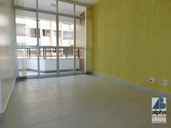CCSW 3 Lote 1 Bloco B Sudoeste Brasília   Apartamento 2 quartos com suíte - Sudoeste - Garagem - Prédio com elevador