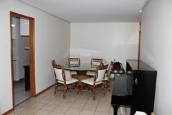 SQN 310 BLOCO F Asa Norte Brasília   SQN 310 Bloco F, apartamento Mobiliado para alugar por R$ 6.000/mês - Asa Norte - Brasília/DF