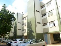 SQS 415 BLOCO Q Asa Sul Brasília   SQS 415 -Apartamento com 2 dormitórios para alugar, 52 m² por R$ 1.600/mês - Asa Sul - Brasília/DF