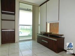 RUA 20 Norte Águas Claras   Apartamento com 1 dormitório para alugar, 37 m² por R$ 1.000/mês - Águas Claras - Brasília/DF
